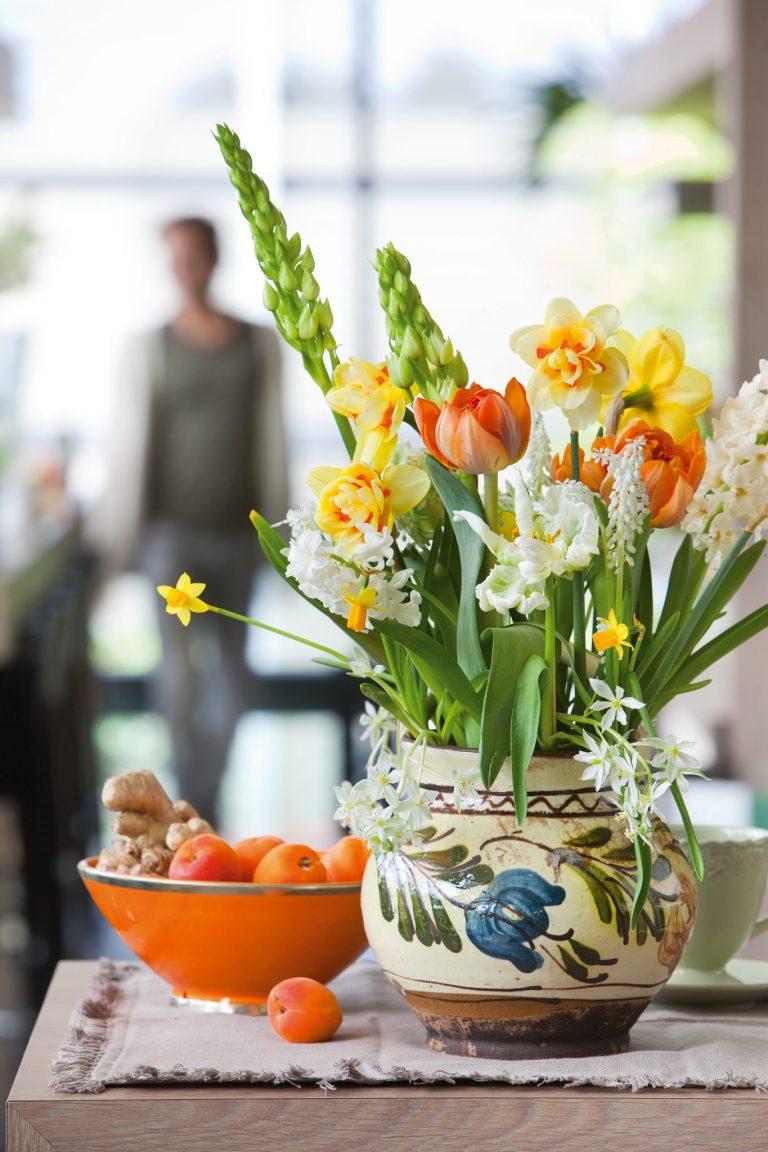 tulpaner till påsk