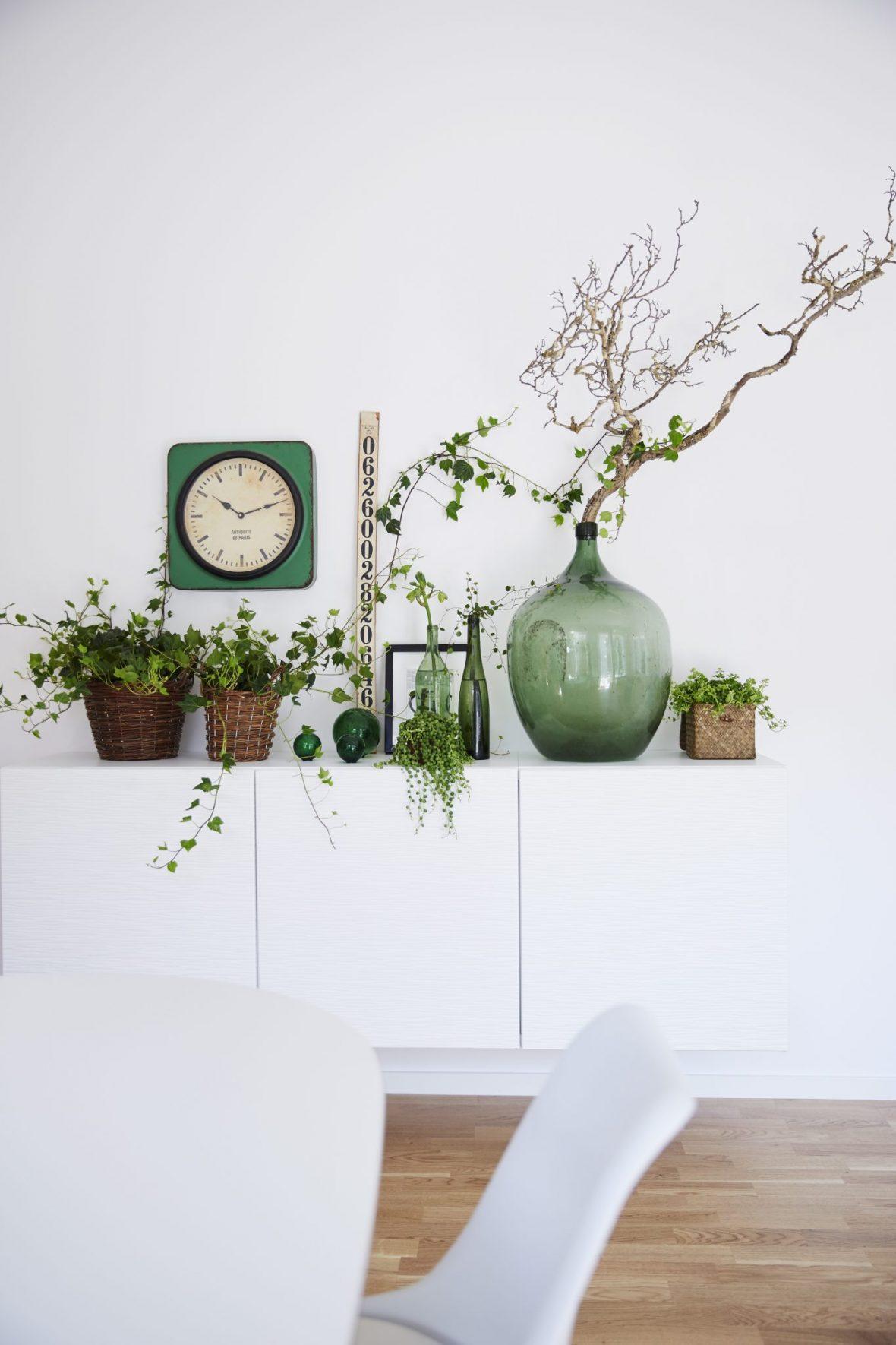 Blomsterfrämjandet inredning